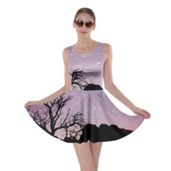 Arches National Park Night Skater Dress