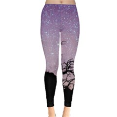Arches National Park Night Leggings