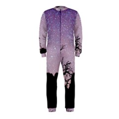 Arches National Park Night Onepiece Jumpsuit (kids)