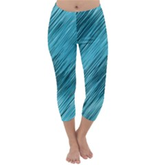 Banner Header Capri Winter Leggings