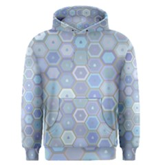 Bee Hive Background Men s Pullover Hoodie