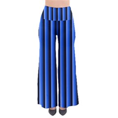Blue Lines Background Pants