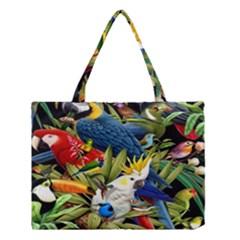 Animals Bird Medium Tote Bag