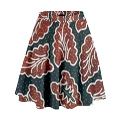 Batik Java High Waist Skirt