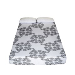 Blue Symbol Fitted Sheet (full/ Double Size)