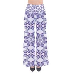 Better Blue Flower Pants