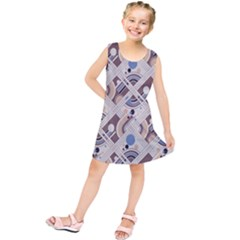Brown Kids  Tunic Dress