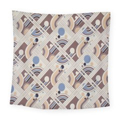 Brown Square Tapestry (large)