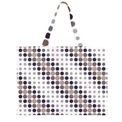 Circle Large Tote Bag