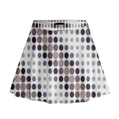 Circle Mini Flare Skirt