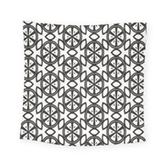 Citrus Coloring Square Tapestry (small)