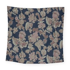 Fabrics Floral Square Tapestry (large)
