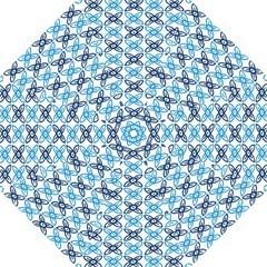 Geometri Flower Hook Handle Umbrellas (medium)