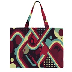 Illustration Large Tote Bag