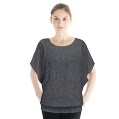 Linen Solid Fabric Blouse