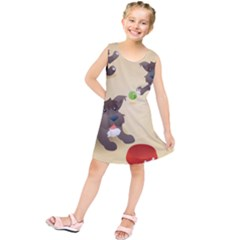 Puppy Dog Kids  Tunic Dress