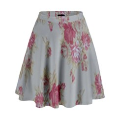 Rose High Waist Skirt