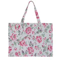 Rose Red Flower Large Tote Bag
