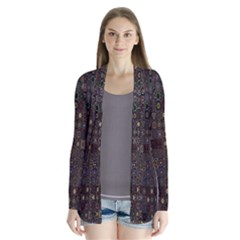 Preview Form Optical Illusion Rotation Cardigans