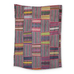Strip Woven Cloth Color Medium Tapestry