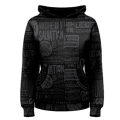 Wallpapers Stereogram Texture Pack Women s Pullover Hoodie