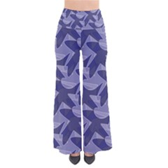 Incid Mono Geometric Shapes Project Blue Pants