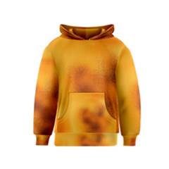 Blurred Glass Effect Kids  Pullover Hoodie