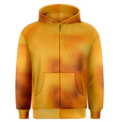 Blurred Glass Effect Men s Zipper Hoodie