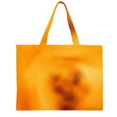 Blurred Glass Effect Large Tote Bag