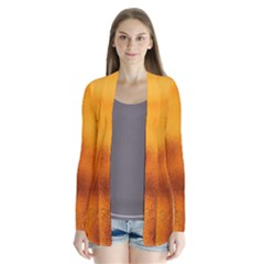Blurred Glass Effect Cardigans