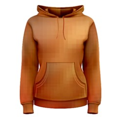 Bright Tech Background Women s Pullover Hoodie
