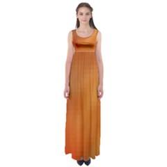 Bright Tech Background Empire Waist Maxi Dress