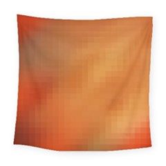 Bright Tech Background Square Tapestry (large)