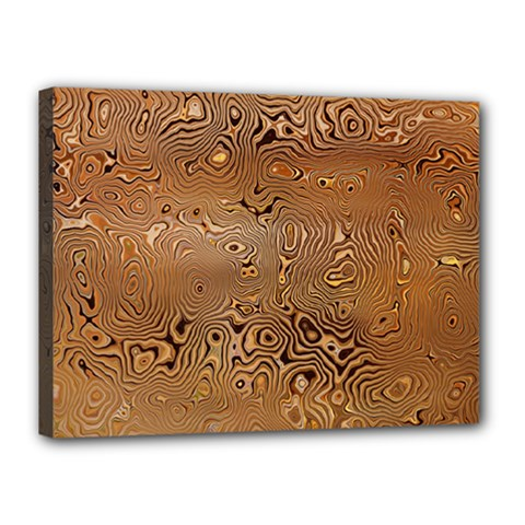 Circuit Board Canvas 16  X 12