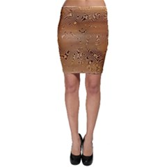 Circuit Board Bodycon Skirt