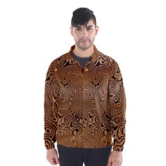 Circuit Board Wind Breaker (men)