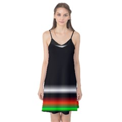 Colorful Neon Background Images Camis Nightgown