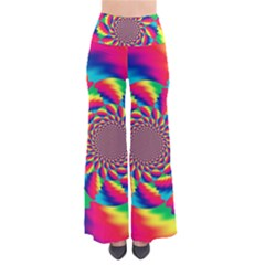 Colorful Psychedelic Art Background Pants
