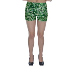 Crop Rotation Kansas Skinny Shorts