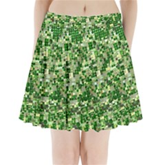 Crop Rotation Kansas Pleated Mini Skirt