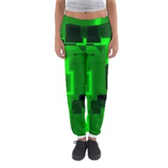 Cyber Glow Women s Jogger Sweatpants