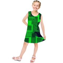 Cyber Glow Kids  Tunic Dress