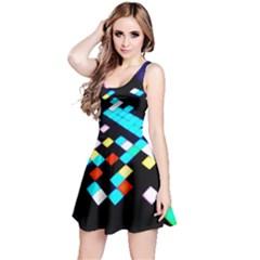 Dance Floor Reversible Sleeveless Dress