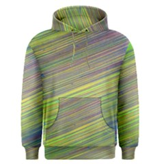 Diagonal Lines Abstract Men s Pullover Hoodie