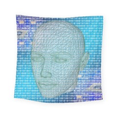 Digital Pattern Square Tapestry (small)