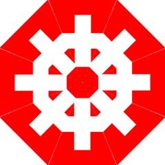 Flag Of Switzerland Golf Umbrellas