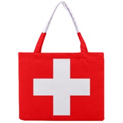 Flag Of Switzerland Mini Tote Bag