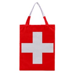 Flag Of Switzerland Classic Tote Bag