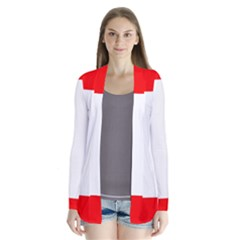 Flag Of Switzerland Cardigans