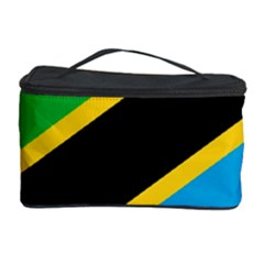Flag Of Tanzania Cosmetic Storage Case